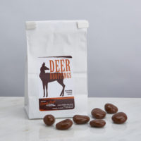 Deer Droppings chocolate covered raisins