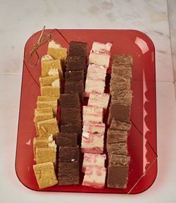 Genesee Candy Land Fudge Platter